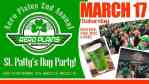 St Patricks Day party in Wichita at Aero Plains Brewing Company