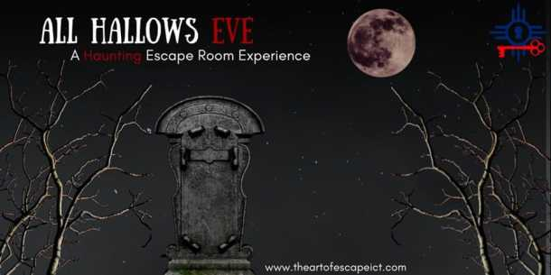 The Art of Escape ICT Halloween Escape Room