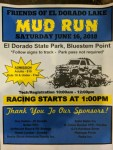 Mud Run at El Dorado Lake