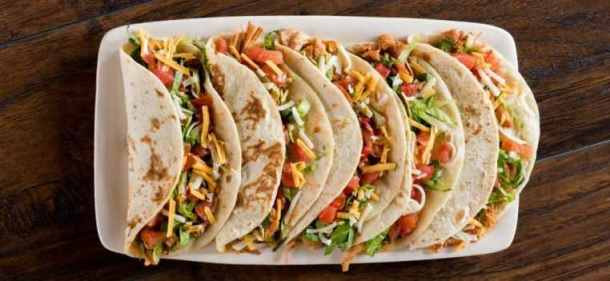Endless tacos at On the Border Wichita