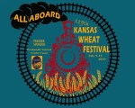 Kansas Wheat Festival 2019 logo button