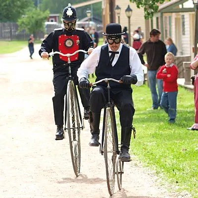 Wichita Old Cowtown Museum Steampunk Day