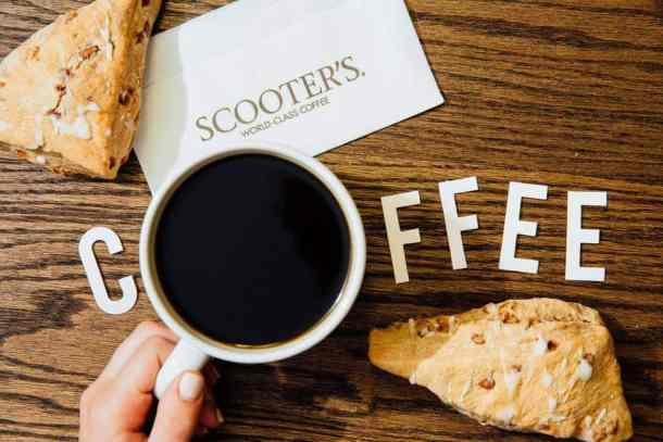 Scooters National Coffee Day