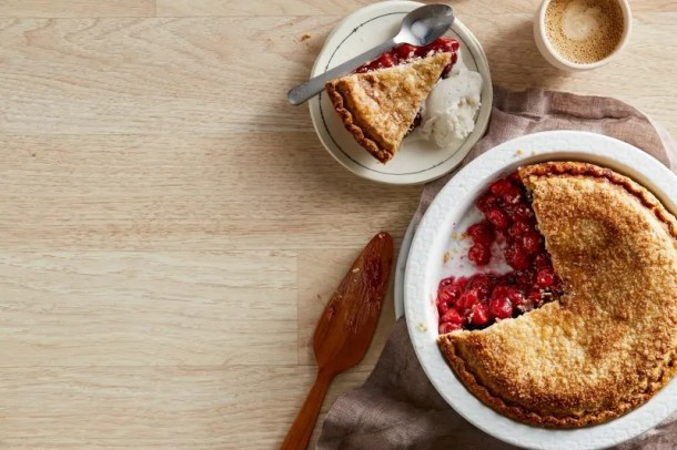 Whole Foods pies