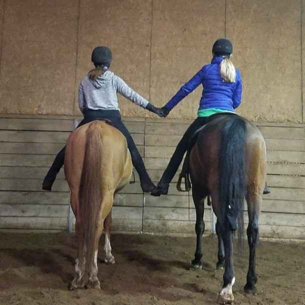 Wichita Riding Academy horseback riding lessons
