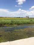 The undeveloped land that is to become Pracht Wetlands Park in Wichita