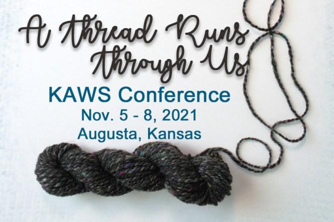 KAWS conference November 5 - 8, 2021