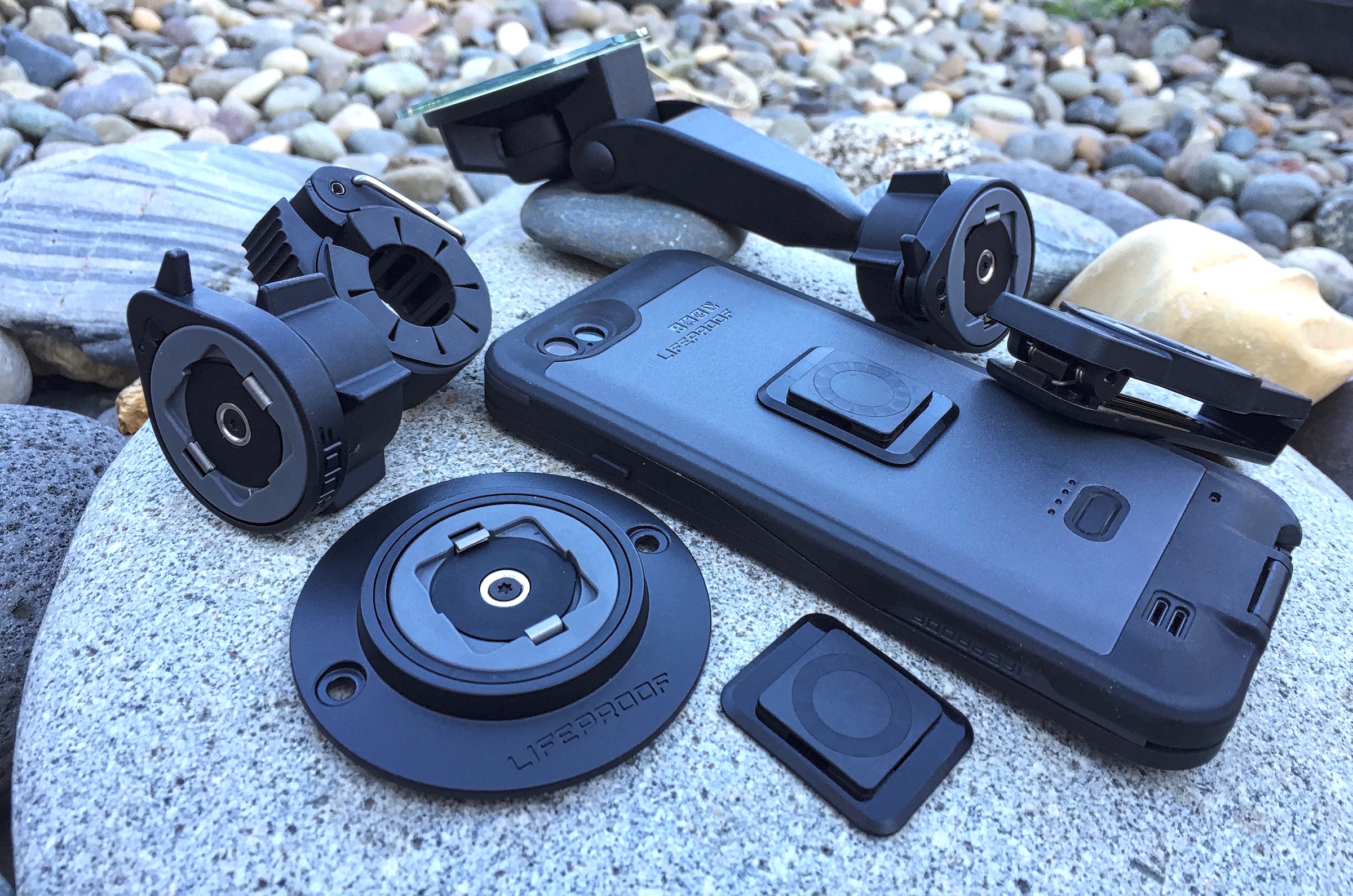 check out 0c823 06b38 LifeProof LifeActiv Mounting System Review
