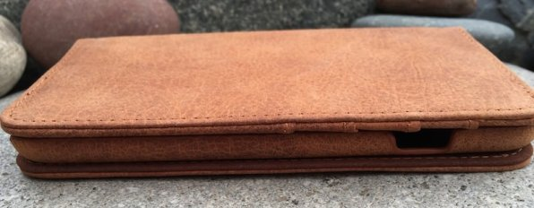 artisan wallet case review plus