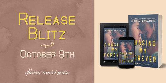 Chasing My Forever Release Blitz TW