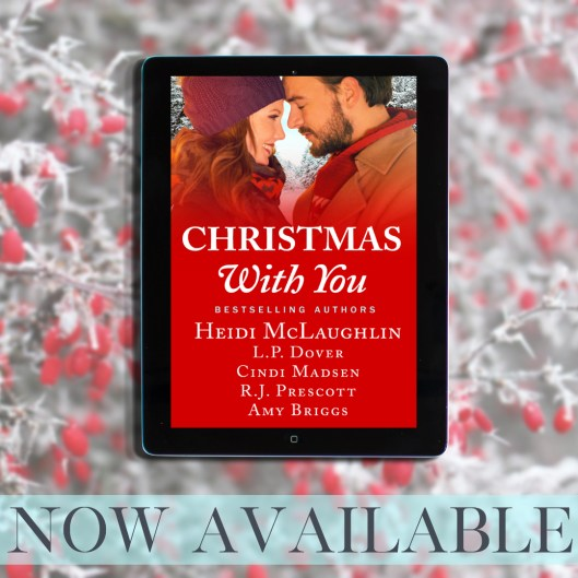 Christmas With You Now Available 2