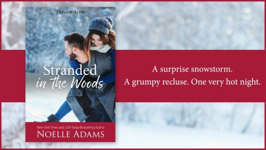 Stranded in the Woods release graphic