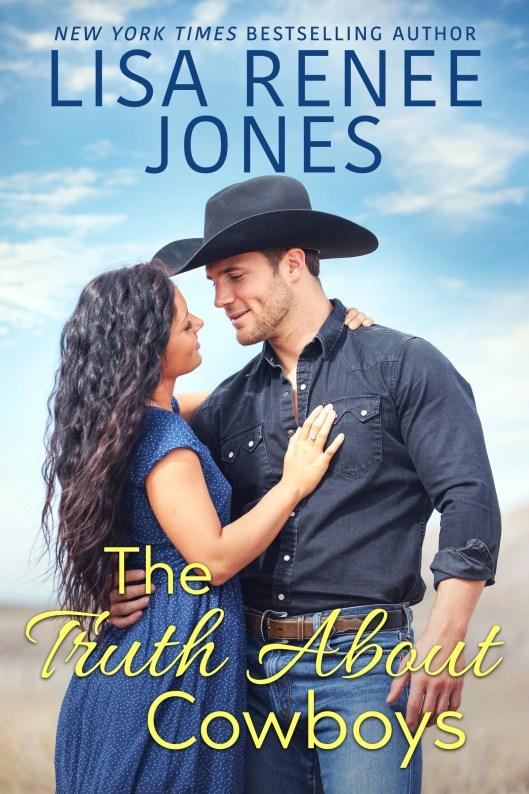 The Truth About Cowboys Lisa Renee Jones.jpg