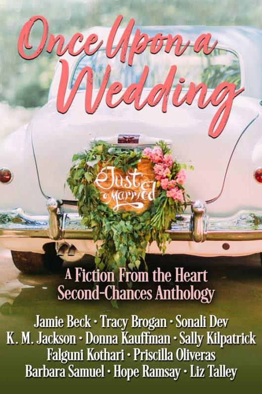 FFTH Once Upon a Wedding anthology cover