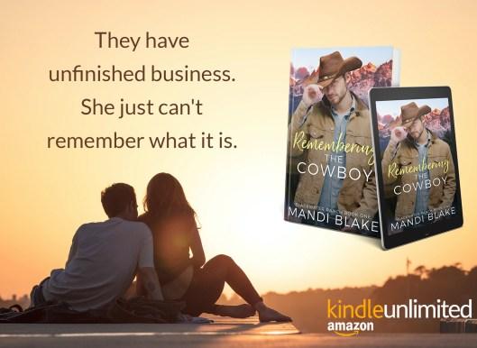 Remembering the Cowboy - Promo - KU