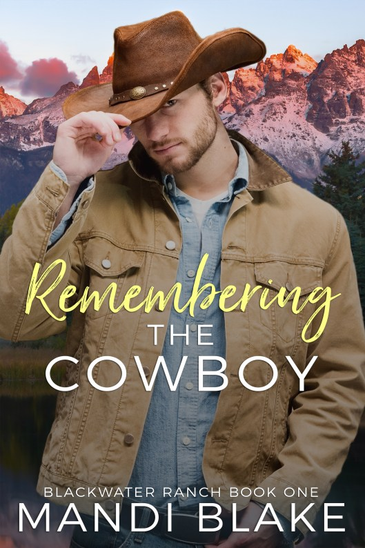 Remembering the Cowboy - ebook cover FINAL