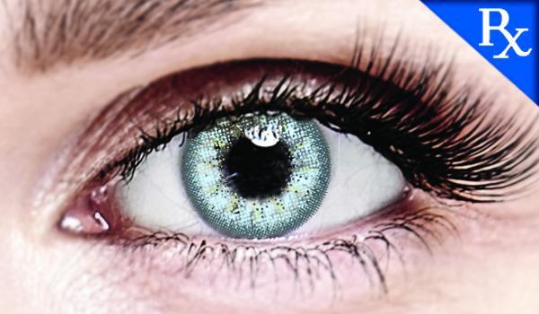 Bella Sky Blue Lenses
