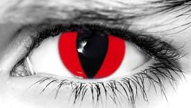 WickedEyez Red Cat