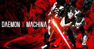 Daemon X Machina Cover
