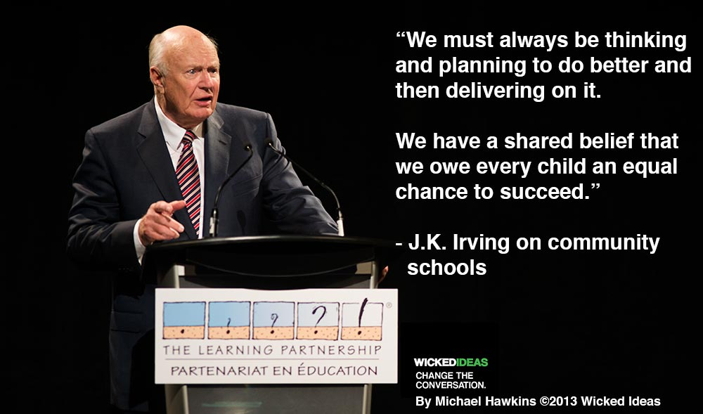 We owe every child an equal chance to succeed