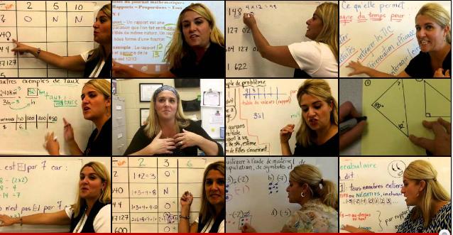 La classe inversée : rien de mieux pour Annick Arsenault Carter et ses élèves !