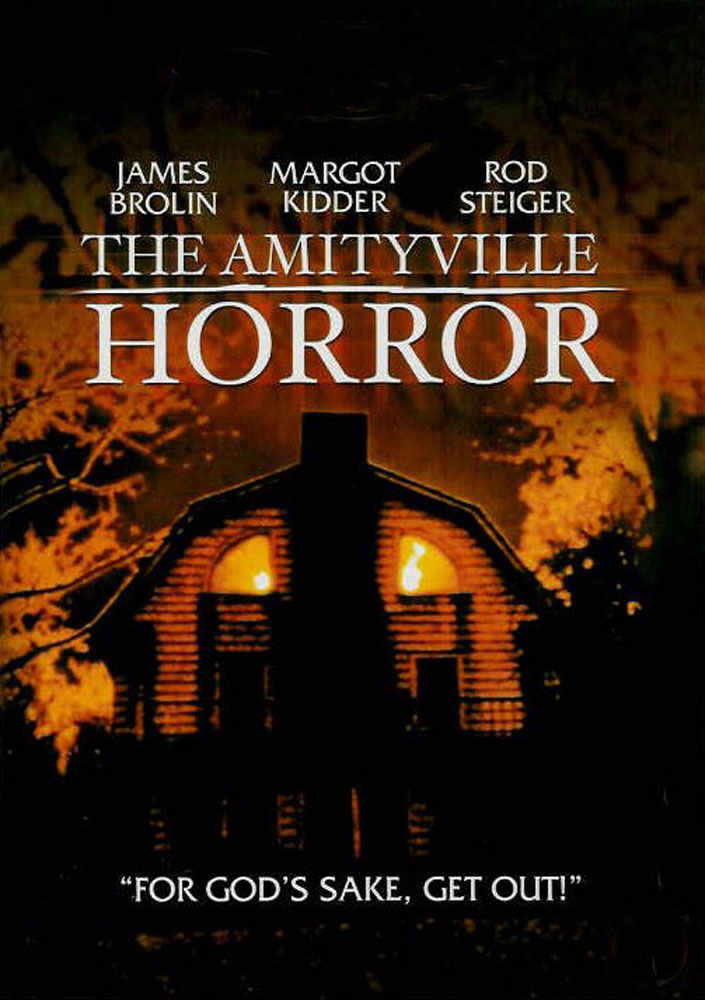 Image result for the amityville horror 1979 poster