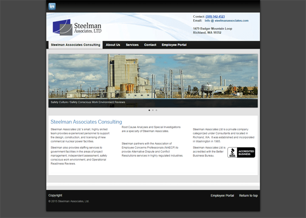 Engineering Consulting Firm
