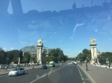 "My most favorite bridge in Paris ""Pont Alexandre III"" especially when you are on it approaching "" Hôtel des Invalide"""