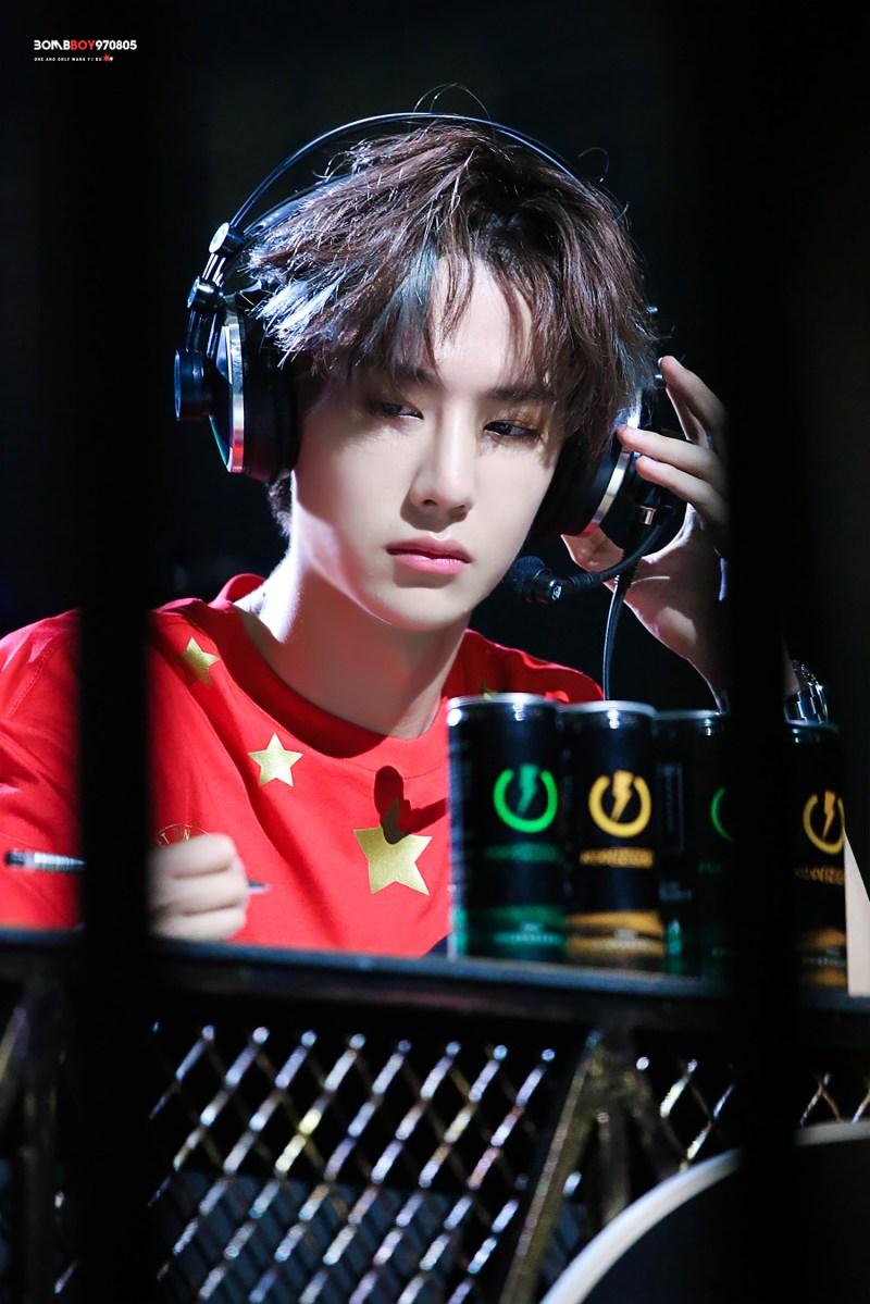 Potato Wallpaper Cute Wang Yi Bo S Youth Gaming Drama Gank Your Heart To
