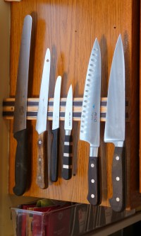 best way to store knives - Design Decoration