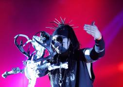 Ministry Live Review London
