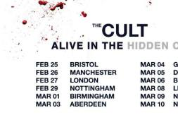 Live Review – The Cult -Brixton Academy 27th Feb- Wicked Spins Radio