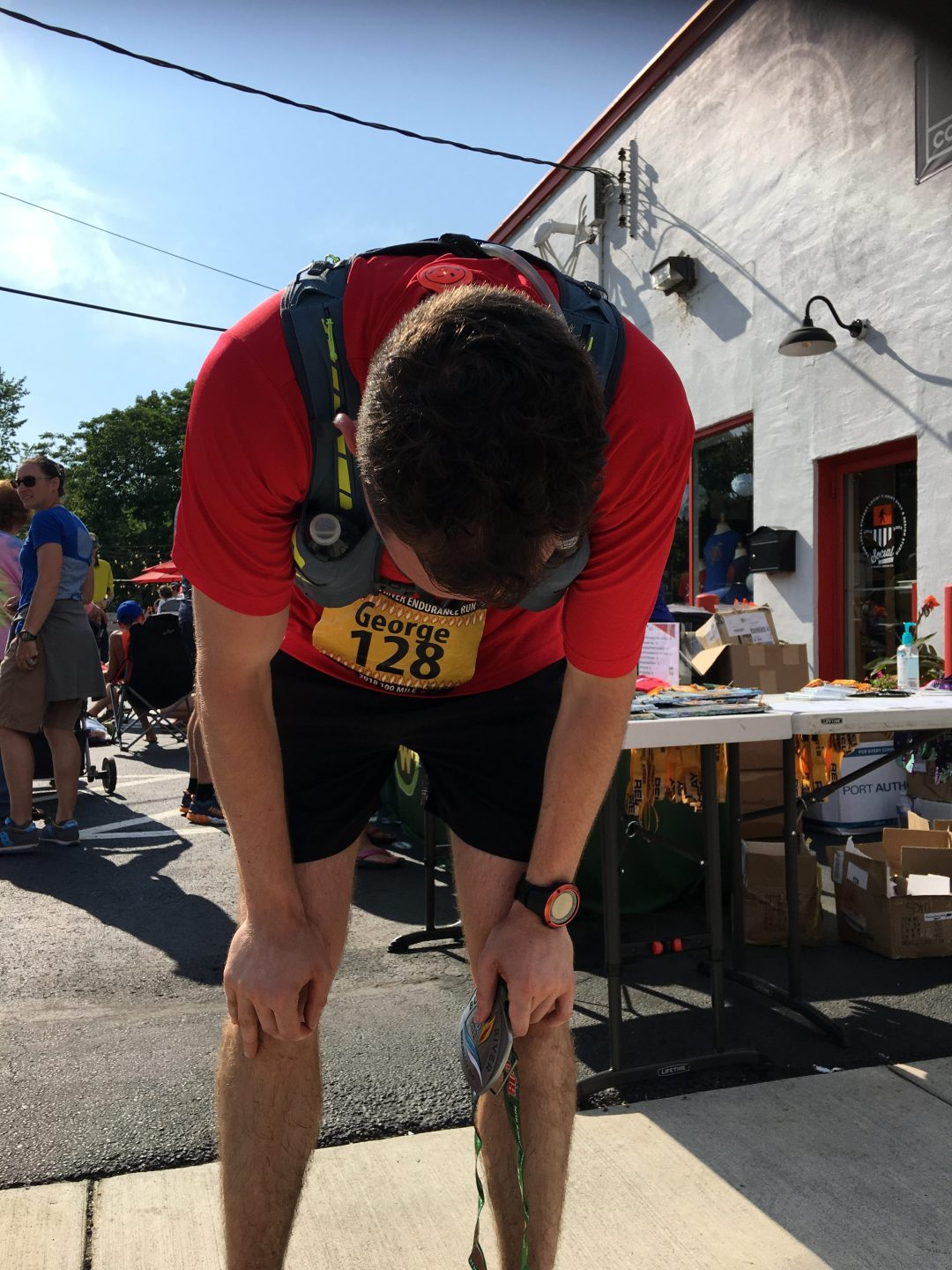 Burning River 100 Race Report | Finish Line