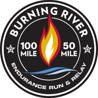 Burning River 100 Race Report | Logo
