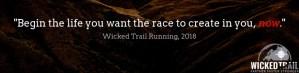 """How to Run 100 Miles"" ultra marathon blog post text photo"
