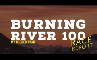 Burning River 100 Race Report: My Wicked Trail