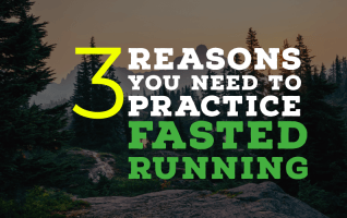 3 Reasons To Practice Fasted Running