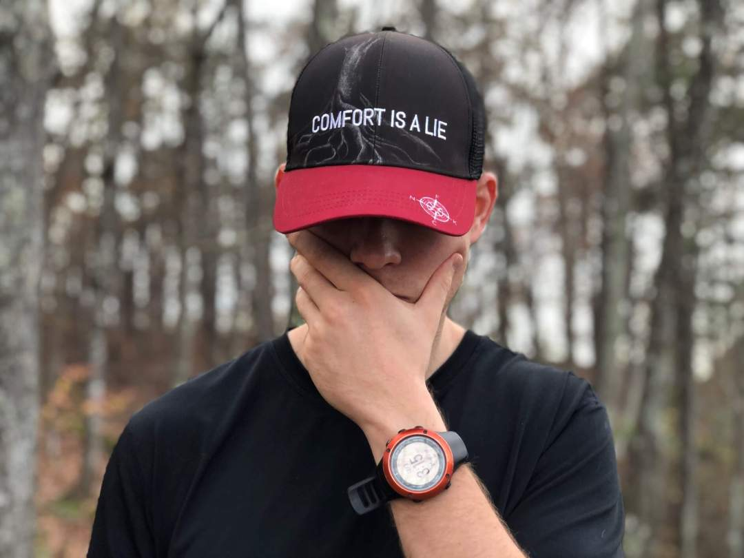 Fasted Running | Comfort Is A Lie