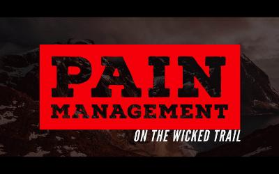 UltraMarathon Pain Management: The Pain Cave