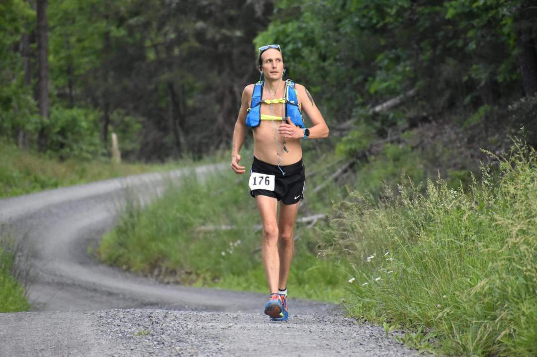 Scott Waldrop | Plant Based Ultra Marathon Runner