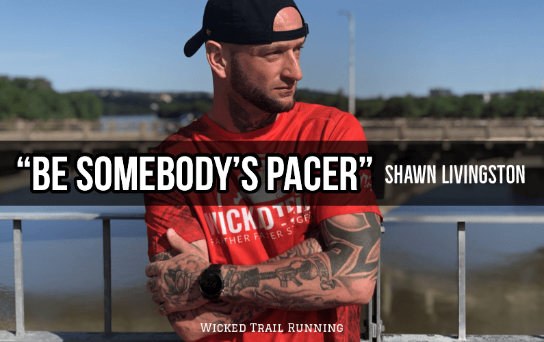 Be Somebody's Pacer