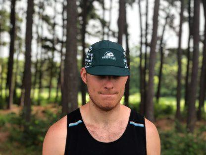 Wicked Trail Green Ultrarunner Cap