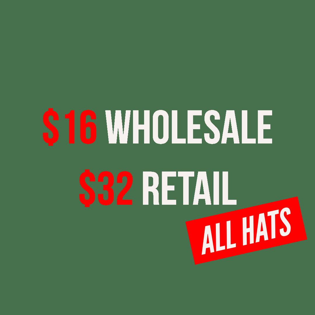 retail prices WTR