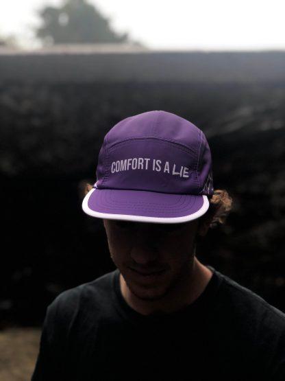 WTR Comfort Is A Lie UltraCap purple