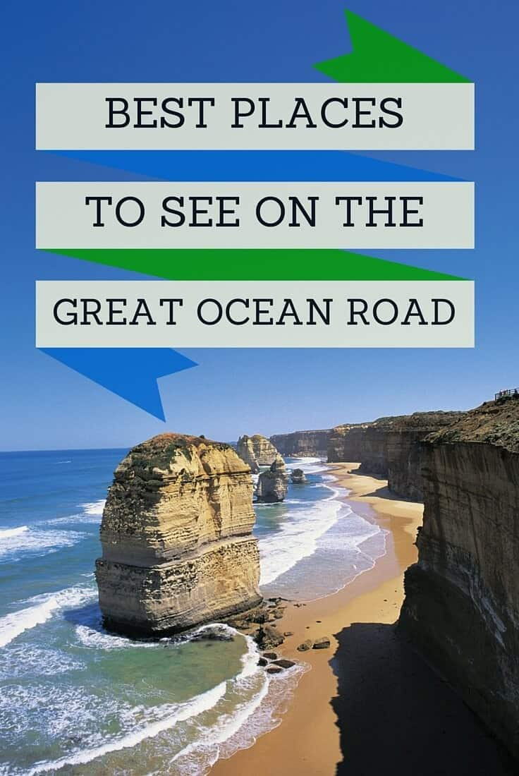 great ocean road best places to see