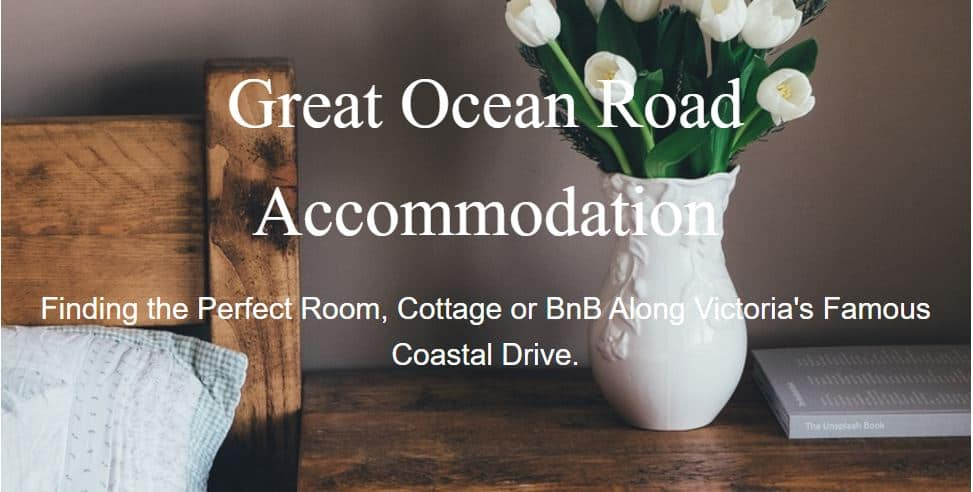 Great Ocean Road Accommodation
