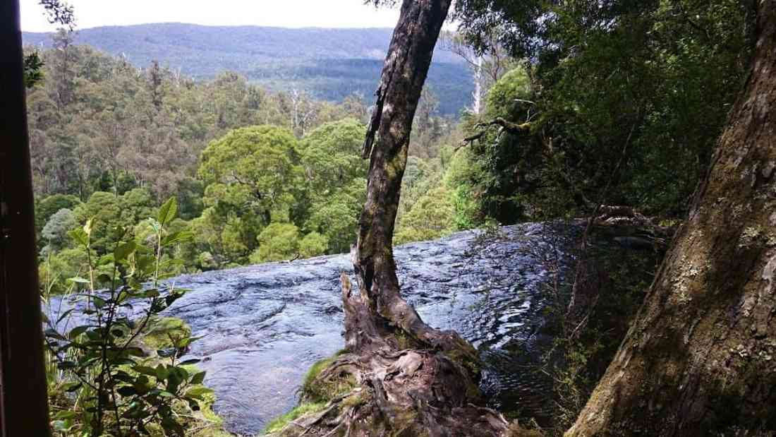Mt field National Park and Russell Falls, Tasmania