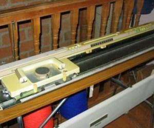 knitmaster 550 electronic machine