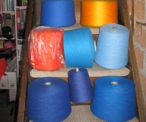 fine industrial coned yarn