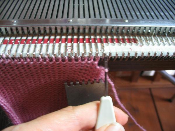 remove stitch